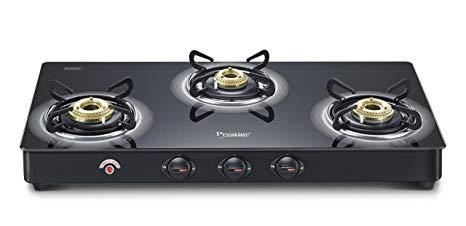 Image result for prestige royale plus schott 3 burner gas stove